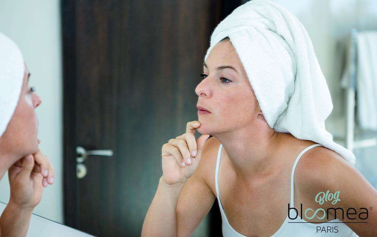 Comment resserrer les pores dilatés?