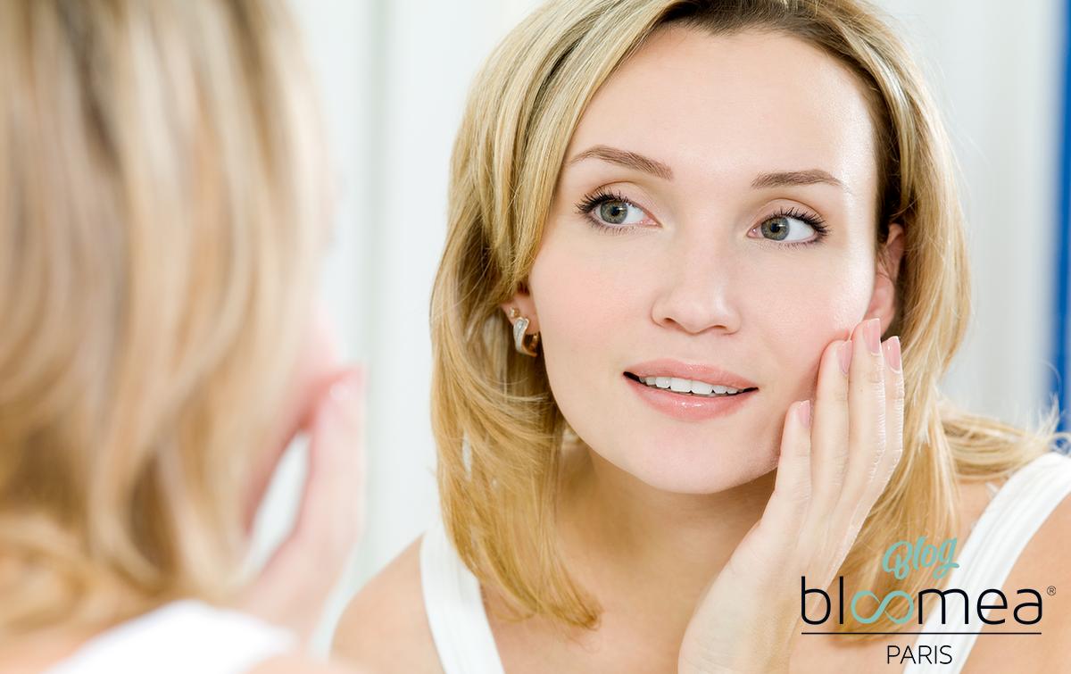 Déterminer son type de peau : normale, mixte, grasse ou sèche ?